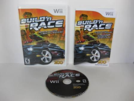 Build N Race - Wii Game